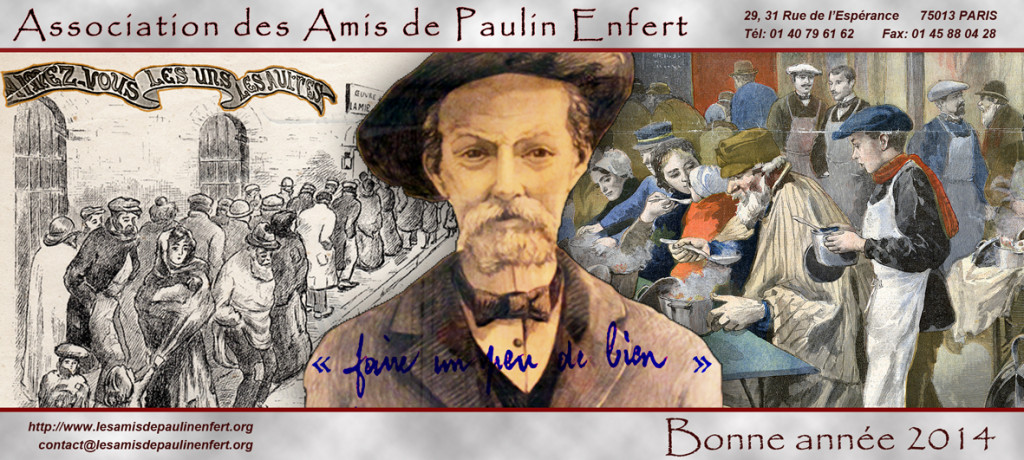Voeux2014AssociationDesAmisDePaulinEnfert